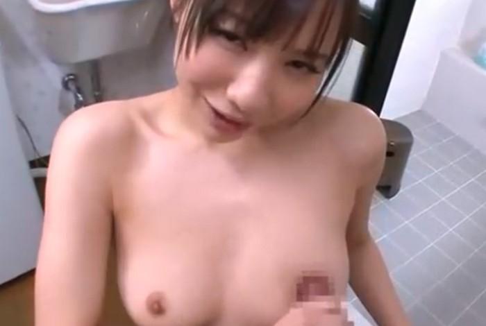 吉川蓮(吉岡蓮美) 隣のお姉さんがお風呂でパイズリにフェラのご奉仕!口内発射でザーメンをごっくん