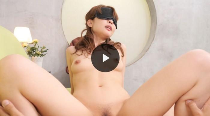 主婦どっきり 25 ~目隠しして、旦那とセックス!?~